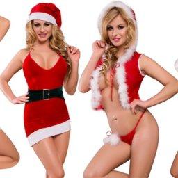 sexy santa women